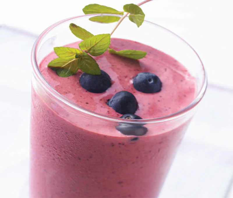 Reteta Smochine Smoothie